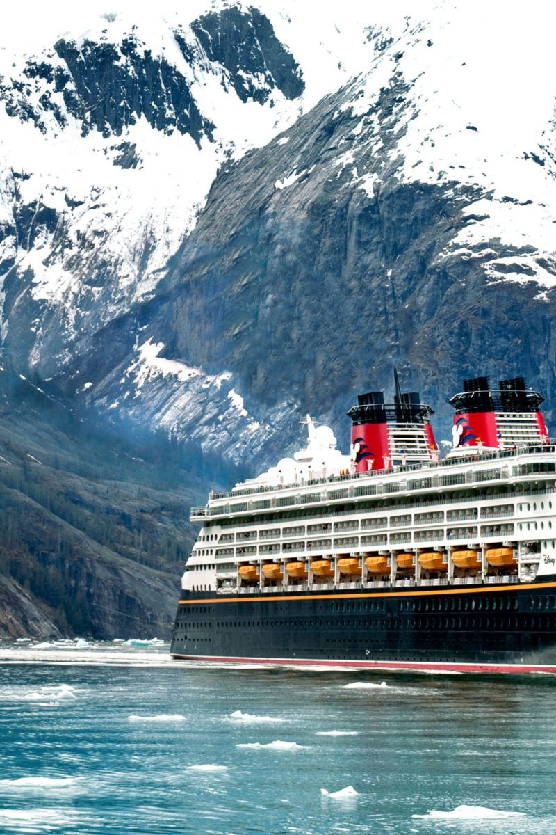 Disney cruise line will be sailing to brandnew