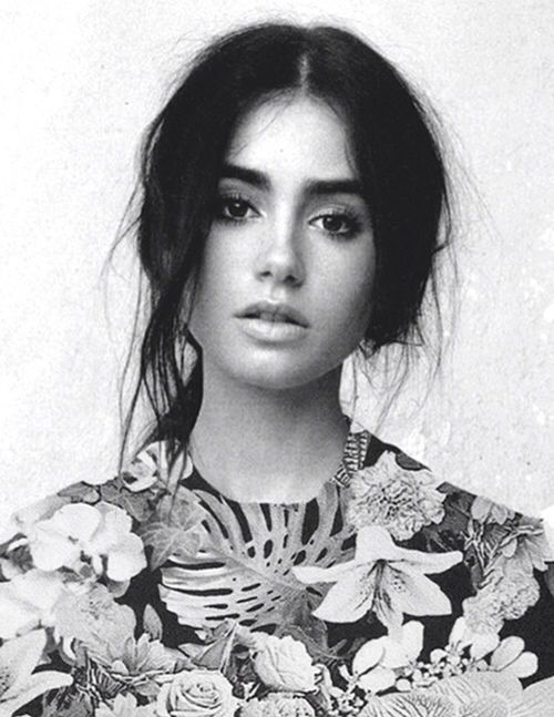 lily Collins is my absolute favorite person