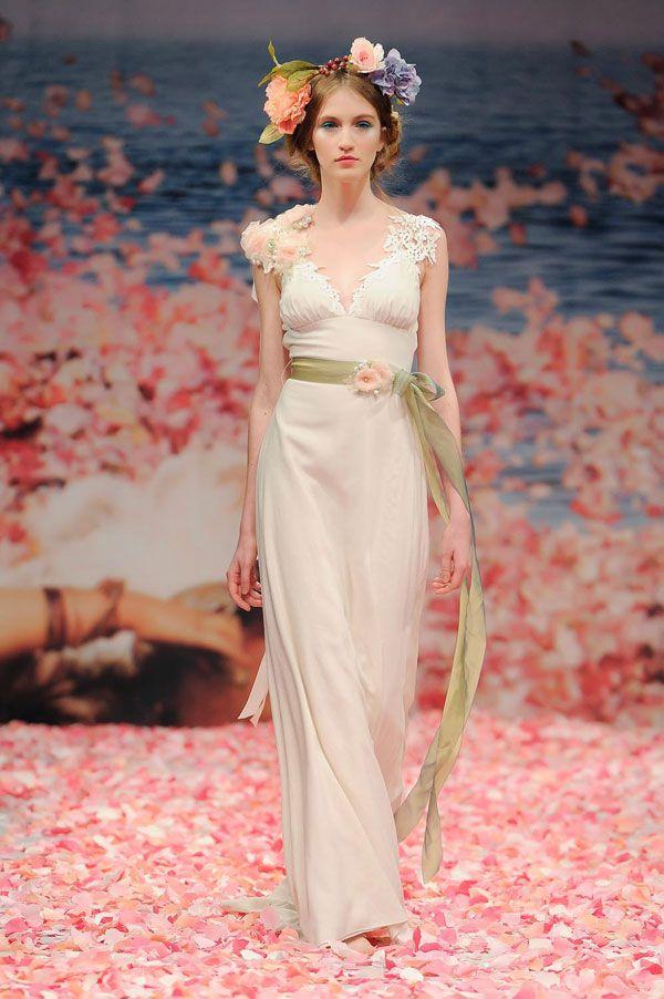 Los vestidos de novia de Claire Pettibone #boda #vestidos | Vestidos ...