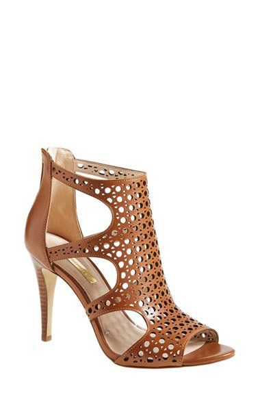 7a032108b2e5 Louise et Cie 'Winnie 2' Perforated Leather Pump (Women) | Nordstrom ...
