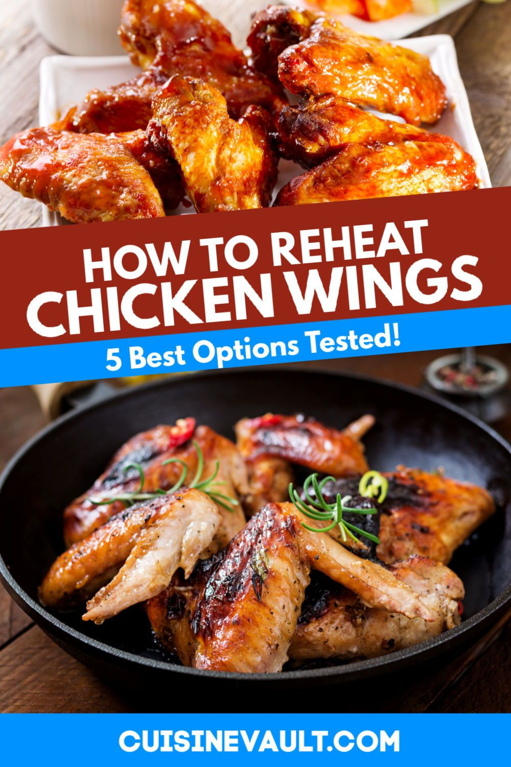 A Guide To Reheating Chicken Wings In 2020 Cooking Cooking For Beginners Chicken Wings