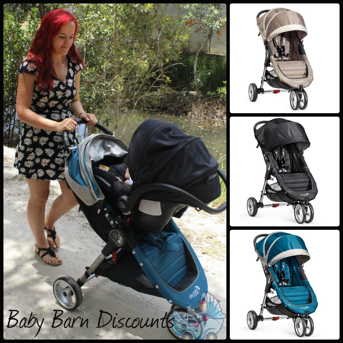 The Baby Jogger City Mini is and