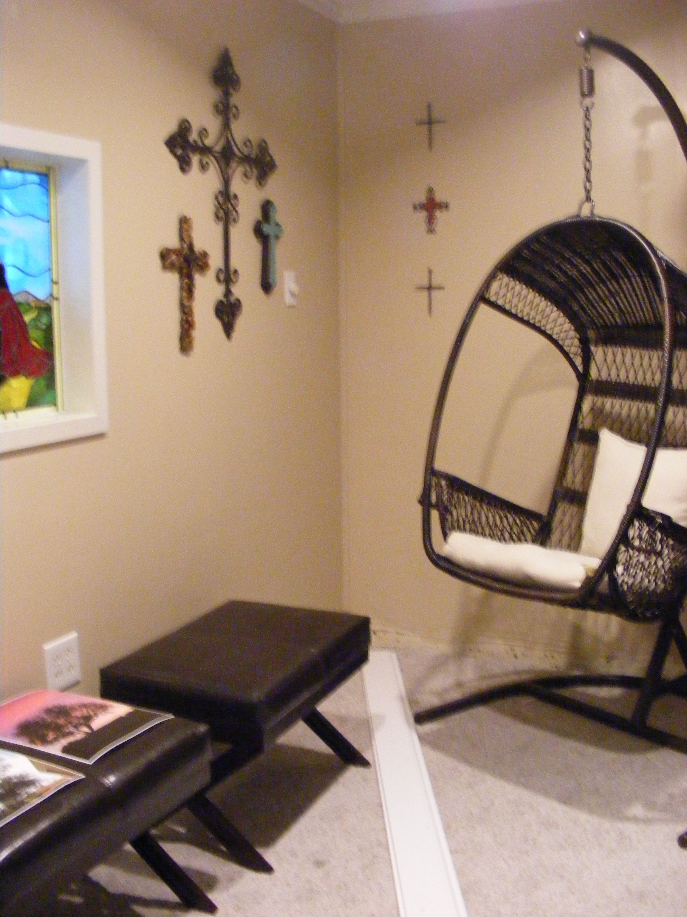 Prayer Room Design: One View Of The Final Product Of The Prayer Room. Opposite