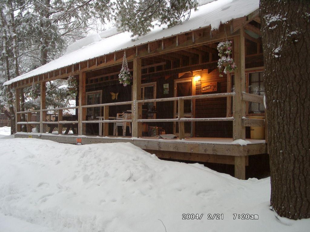 Adirondack Cabins On the Lake | Midway Cabin a Adirondack