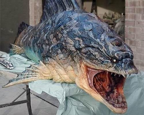 Weird Extinct Fish 8