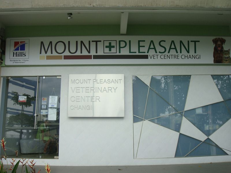 Mount Pleasant is a veterinary group that has a chain of
