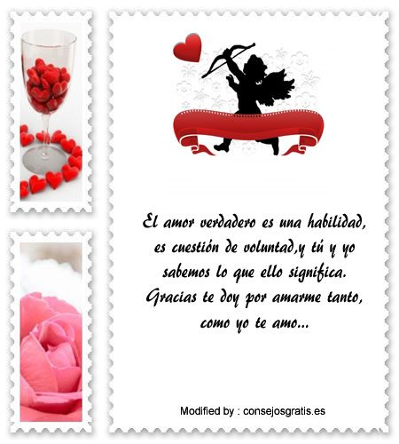 descargar frases de amor gratis,buscar textos bonitos de amor: http://www.consejosgratis.es/lindas-frases-de-amor-para-mi-novia/