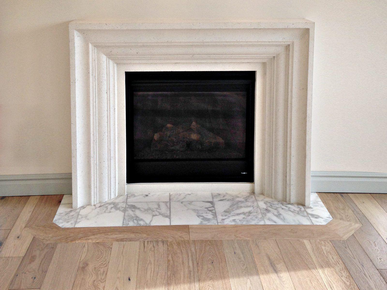 Essex Stone Fireplace Mantel   Etsy   Stone fireplace mantel ...