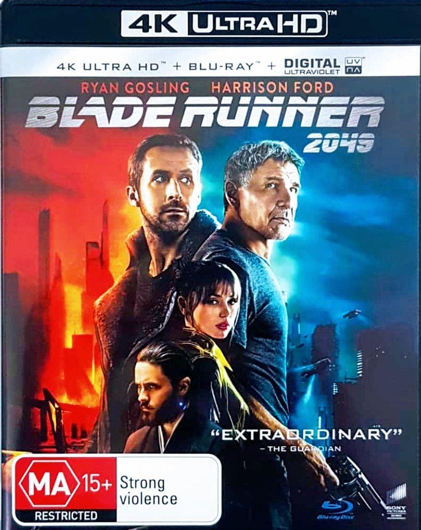 Blade Runner By Paulinho Vizinho On Filmes Blade Runner 2049