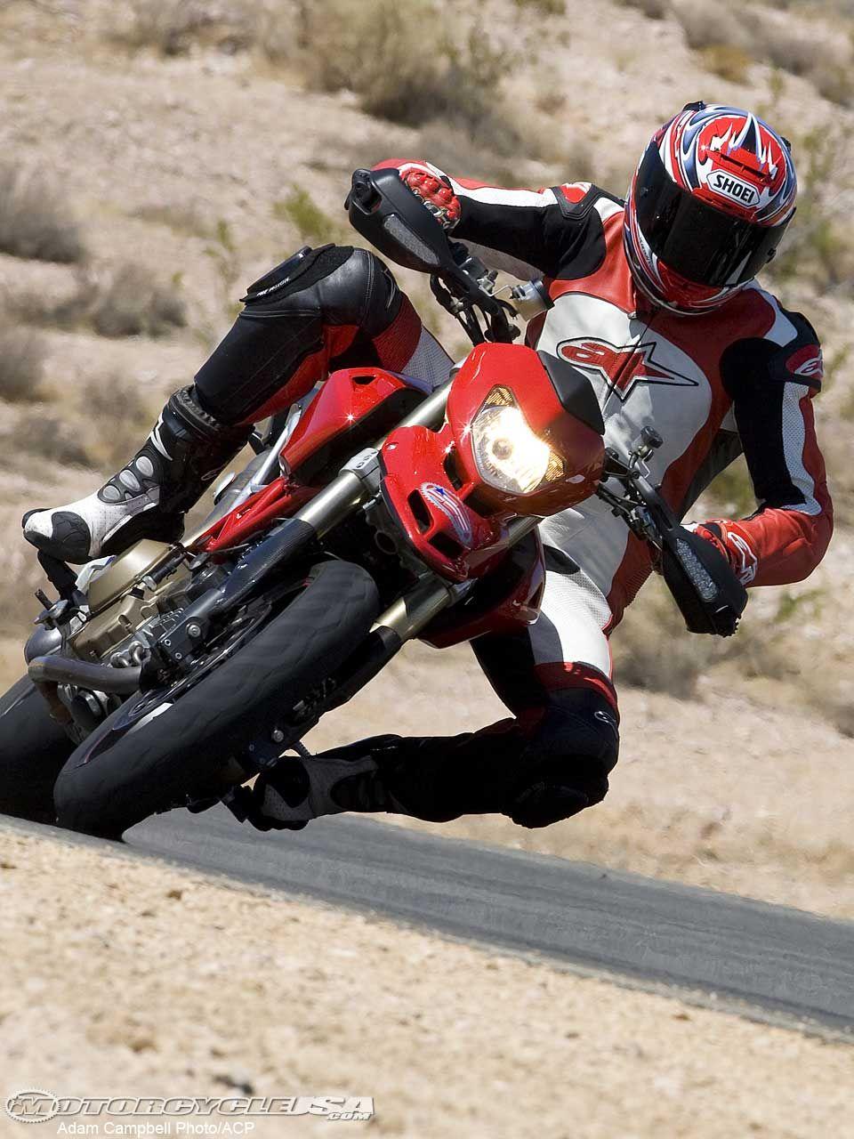 2008 Ducati Hypermotard 1100S Photos Motorcycle USA