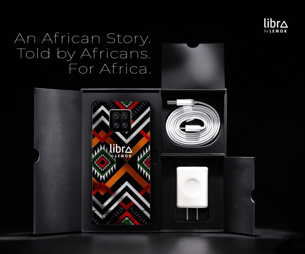 Libra By Lemok, the first smartphone brand by a township