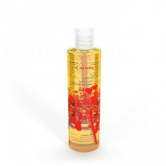Red Flower Italian blood orange purifying body wash 8oz