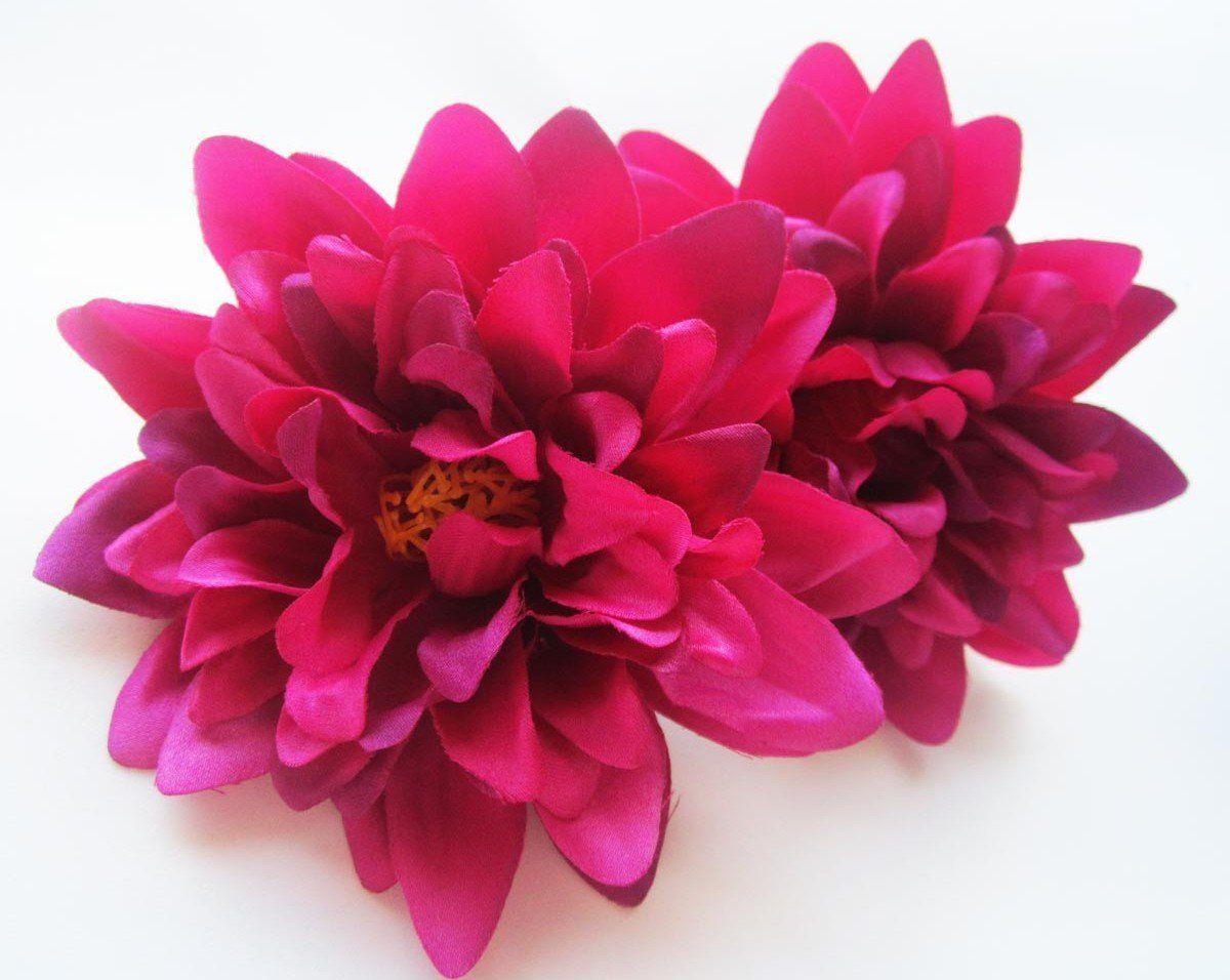 2 violet silk dahlia flower heads 4 artificial flowers dahlias 2 violet silk dahlia flower heads 4 artificial flowers dahlias head fabric floral supplies wholesale lot for wedding flowers accessories make bridal izmirmasajfo