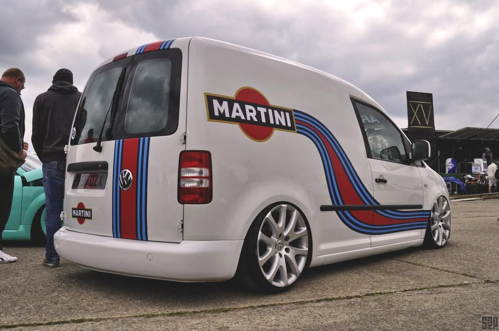 Vw Caddy Martini By Snoop57 On Deviantart In 2020 Caddy Van Volkswagen Caddy Vw Caddy Maxi