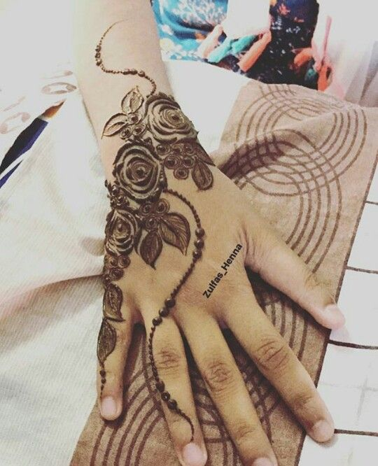 Rose Mehndi Design Rose Mehndi Designs Mehndi Designs Best Mehndi Designs