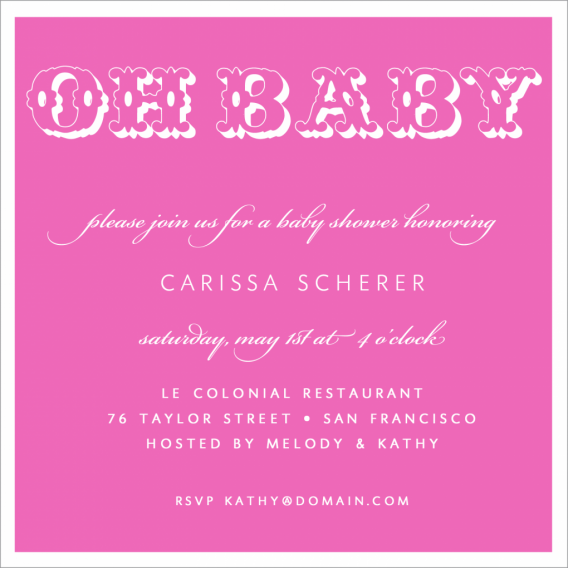 Baby Shower Baby Shower Girl Invitation Wording To Help Your