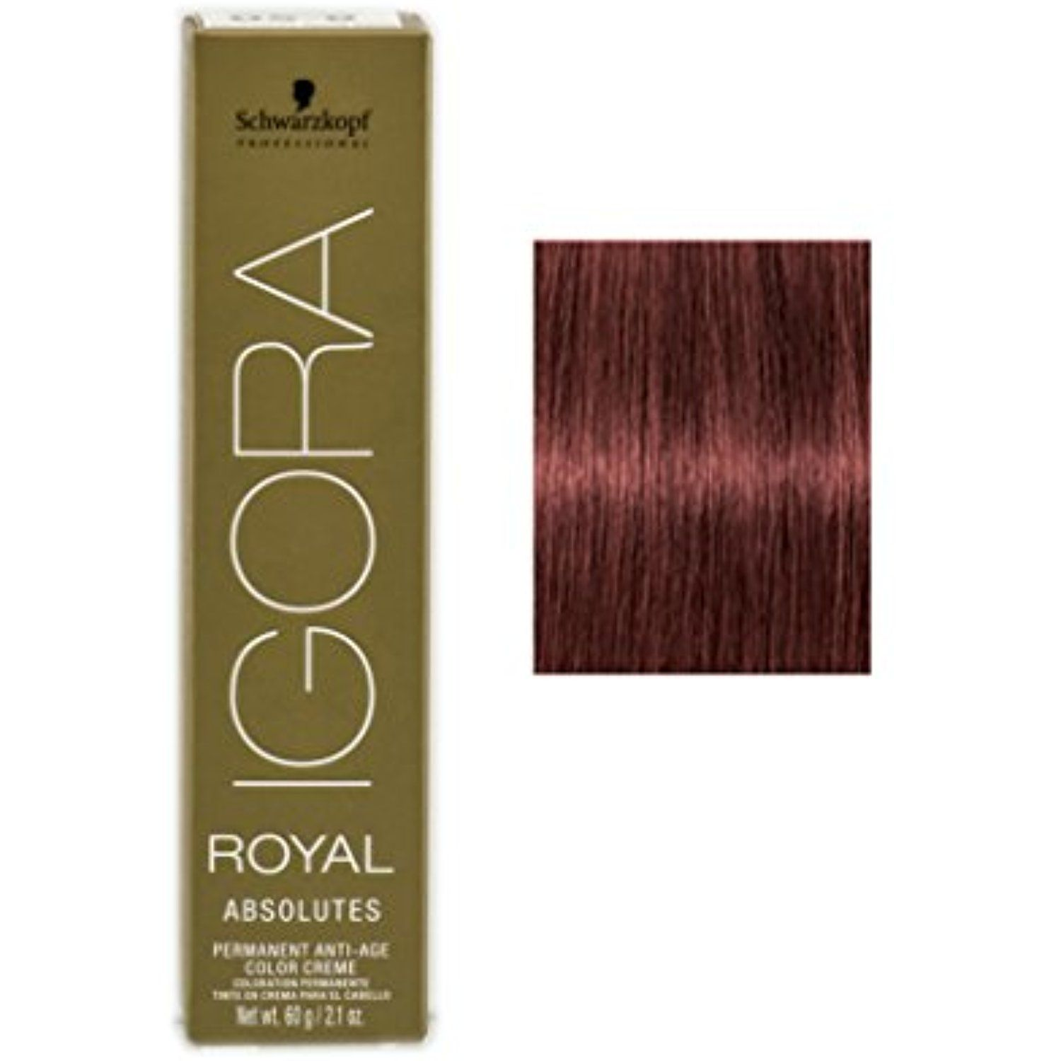 Schwarzkopf professional igora royal absolutes hair color 6 80 schwarzkopf professional igora royal absolutes hair color 6 80 dark blonde red natural nvjuhfo Image collections