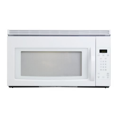 Ikea Kitchen Cabinet Installation Video: Combination Of Microwave Oven And Extractor