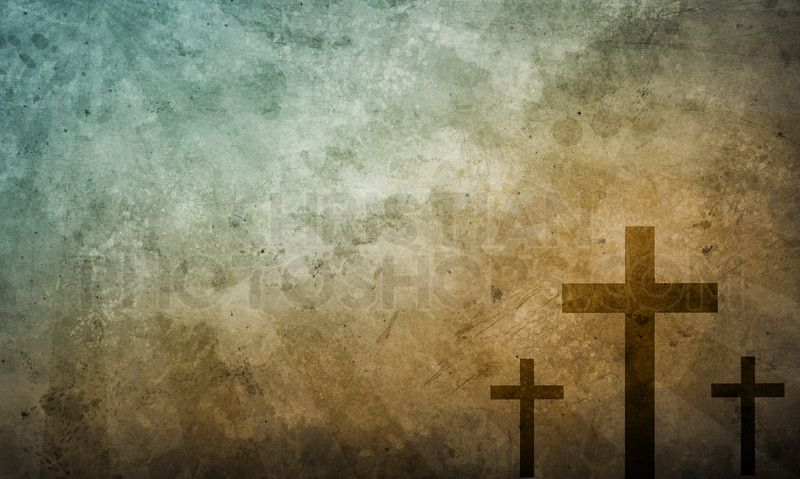 Crosses background jesus Pinterest Cross background - religious powerpoint template