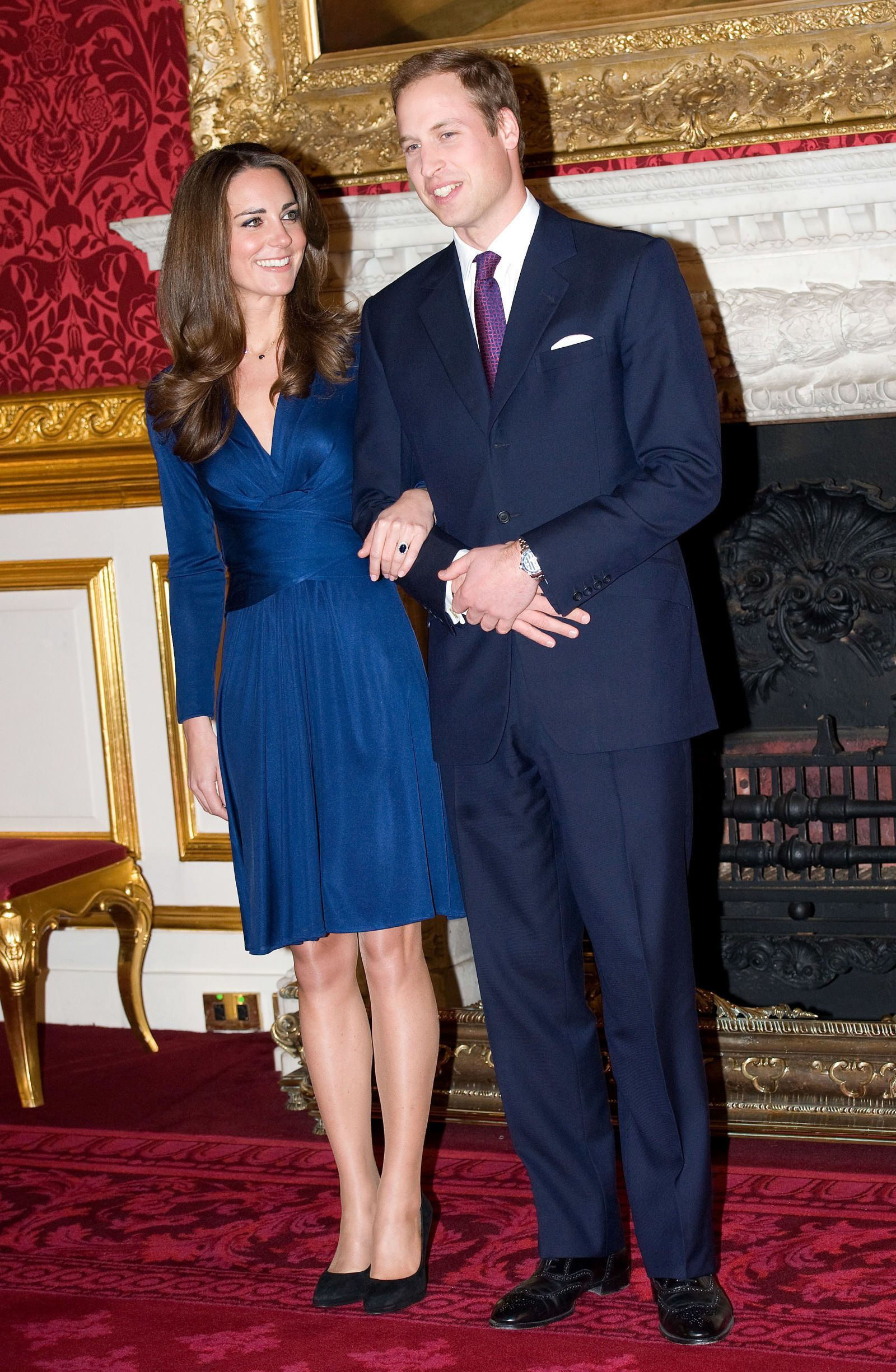 Watch Kate Middletons Iconic Engagement Dress Is Now Super Affordable video