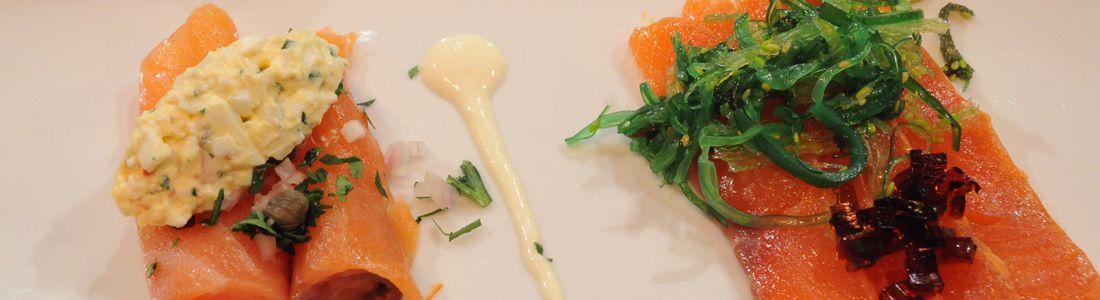 bekijk het recept van de zalm van martijn van roon uit tijd voor max
