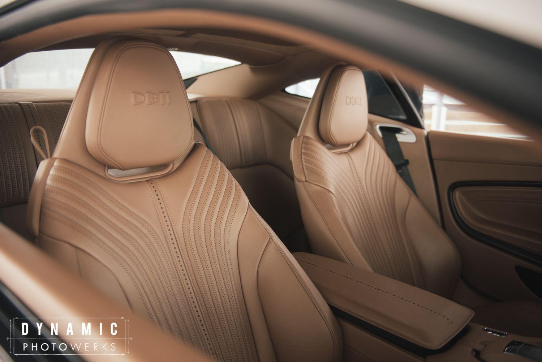 Aston Martin Db11 Car Interior Design Aston Martin American Muscle Cars