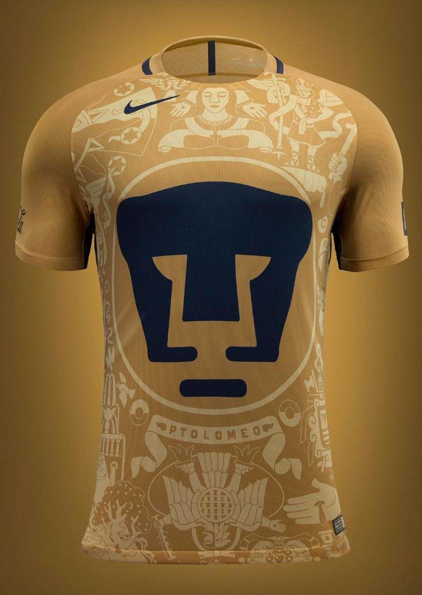 Juan O Gorman y el diseño del uniforme de los Pumas  1830312b20ac7