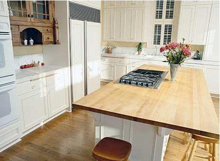 Ideas prácticas para cocinas pequeñas arquitectura + espacios - cocinas con isla
