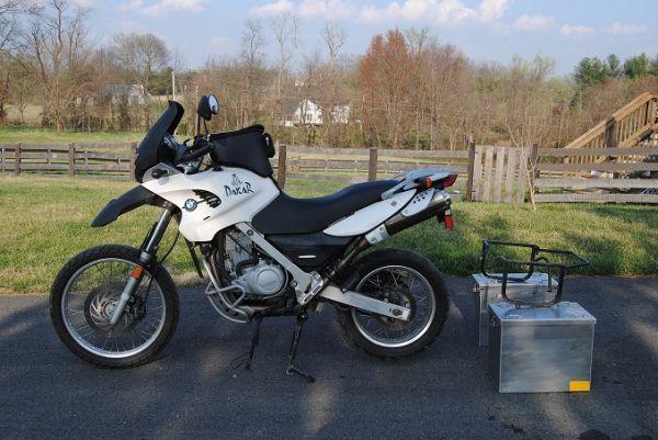 2001 Bmw F650 Gs Dakar Une De Mes Anciennes Motos Moto