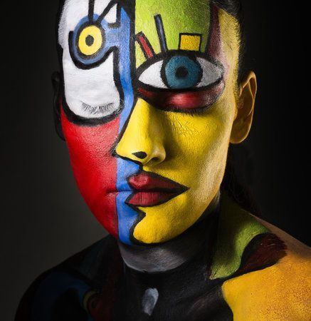 Photo of tribute to mr. Picasso by Ketil Born
