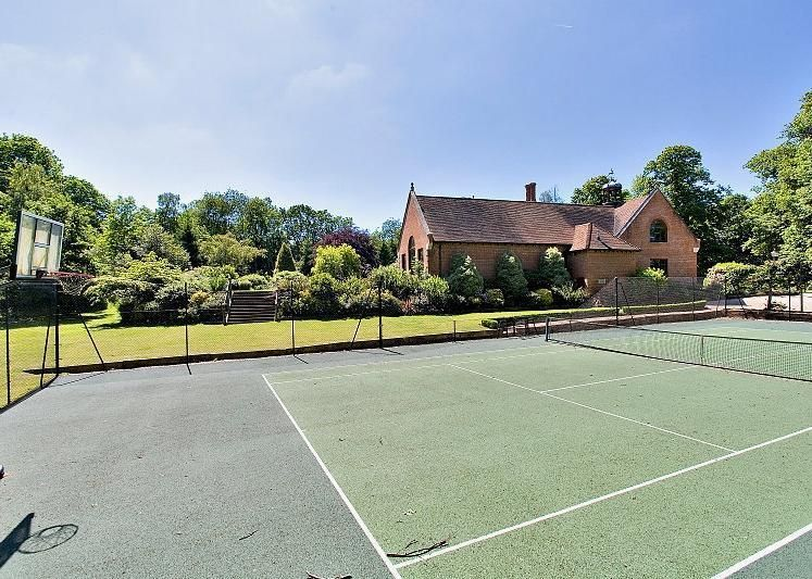 Dream Tennis courts