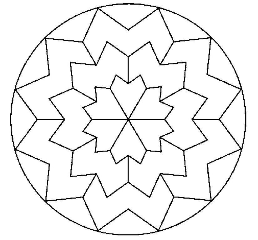 Como hacer Mandalas DIY ReciclaconErika Doodle Templates