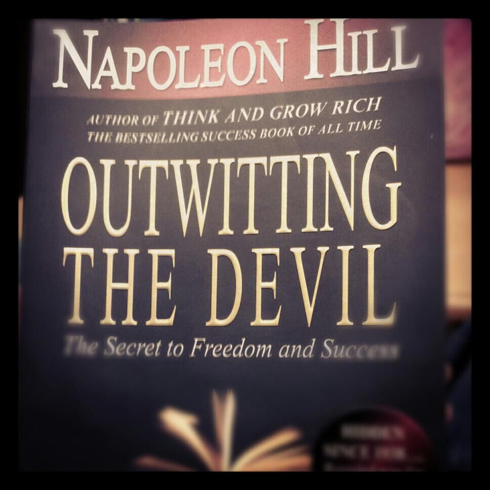 Outwitting The Devil Quotes Outwitting The Devil Napoleon Hillwhen The Money Is In Balance