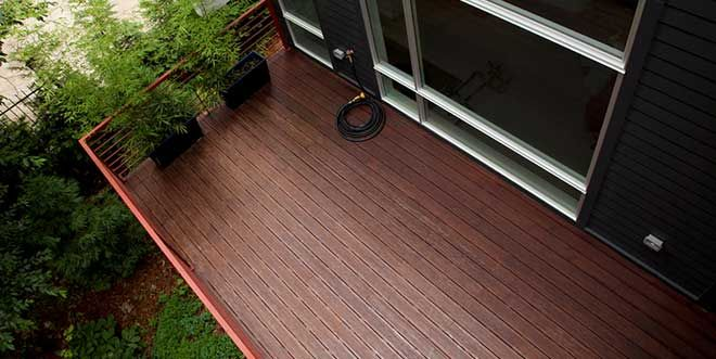 Bamboo decking pros and cons for outdoor decks decking