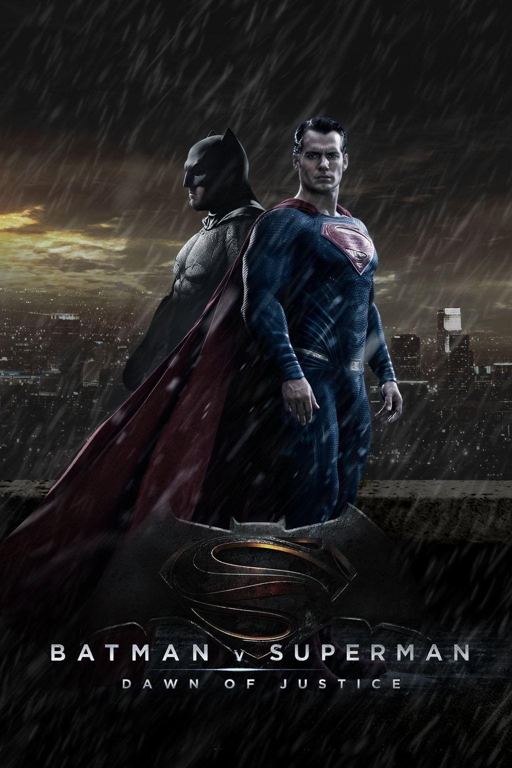 Speed Art Batman V Superman Dawn Of Justice Wallpaper Bolum