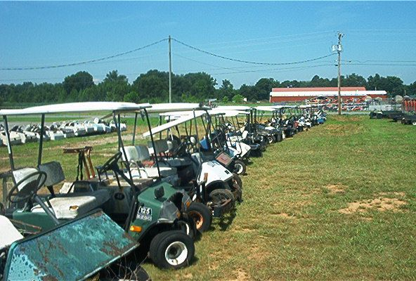 Used and salvage golf cart parts | Golf Cart | Golf cart