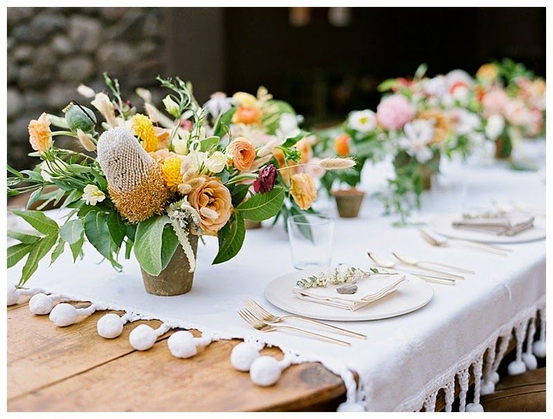 INDIAN SUMMER WORKSHOP: TABLESCAPE | bows and arrows