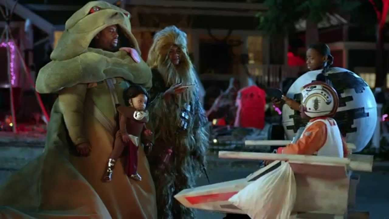 star wars adidas commercial
