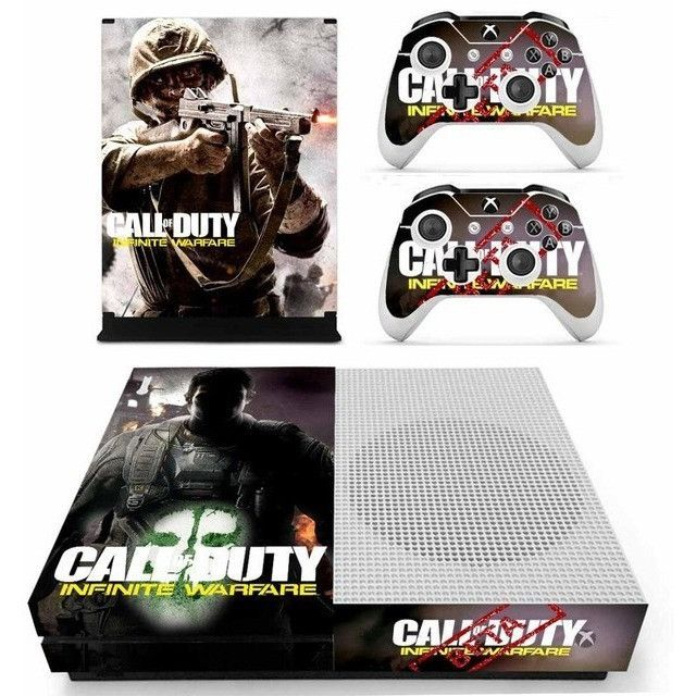 Skins Xbox One S - Call Of Duty