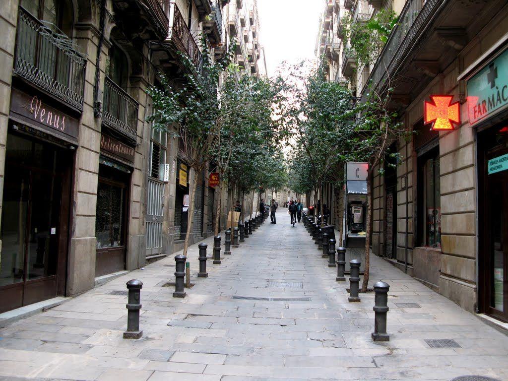 Carrer D Avinyo Foto De Waheed Ashraf Barcelona