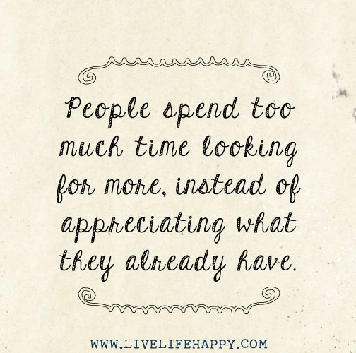 People Spend Too Much Time