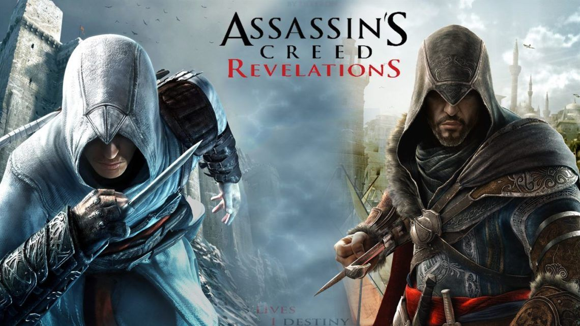 Assassin S Creed Revelations Xbox 360 Iso Assassins Creed