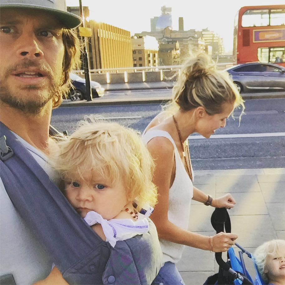 """f133f9713 7 days ago on the London bridge. We had just eaten at the Borough market  and walked…"""""""