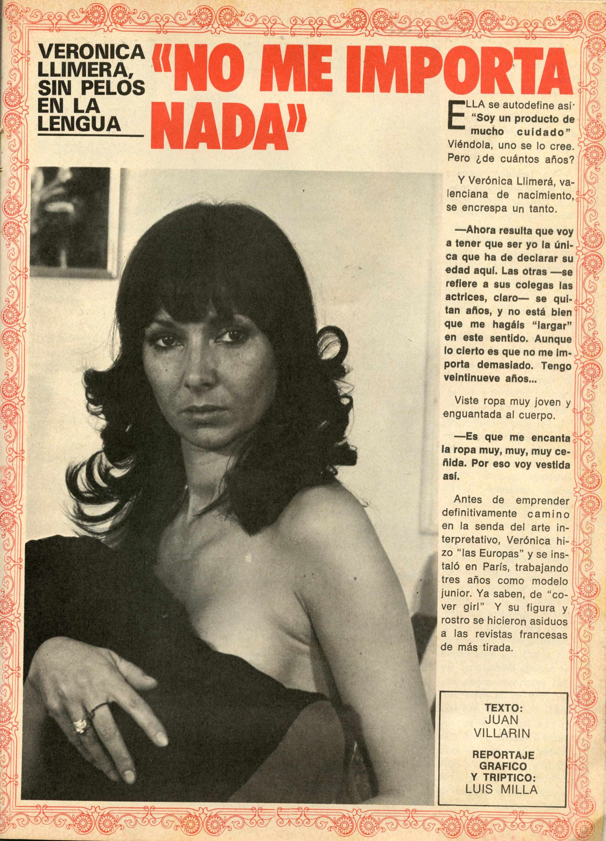 Veronica Llimera Nude Photos 95