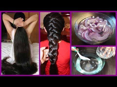 Faire pousser ses cheveux avec du jus d'oignon