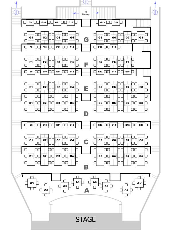Find your seats using this handy seating chart! http\/\/www - printable seating charts