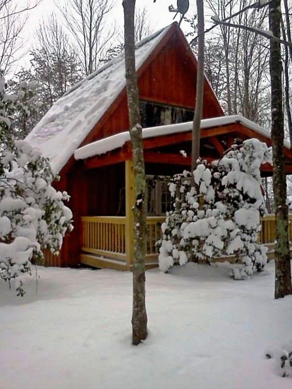 Cabin Near Summersville Lake Wild Wonderful West Virginia Wild