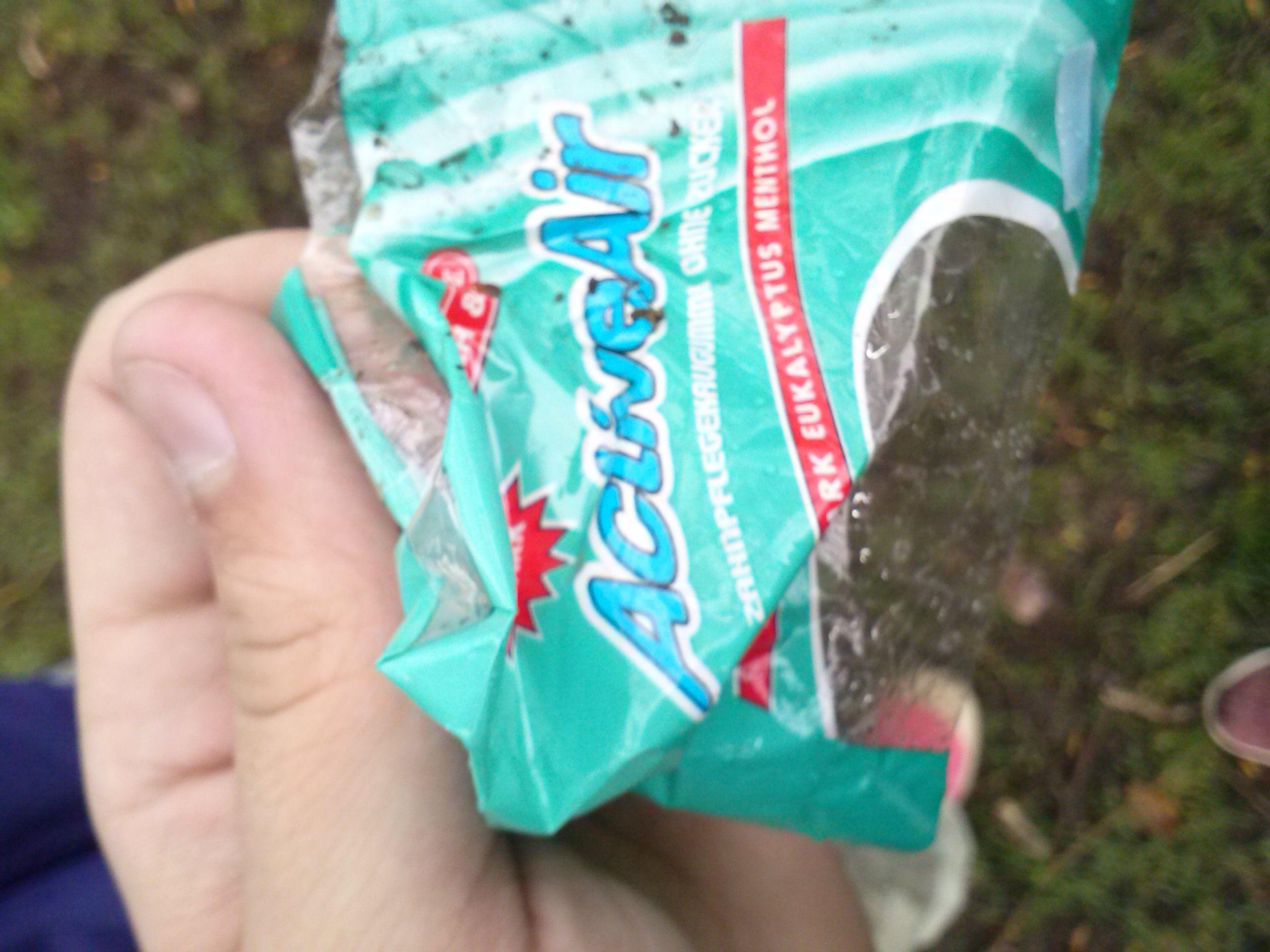 kauwgomverpakking