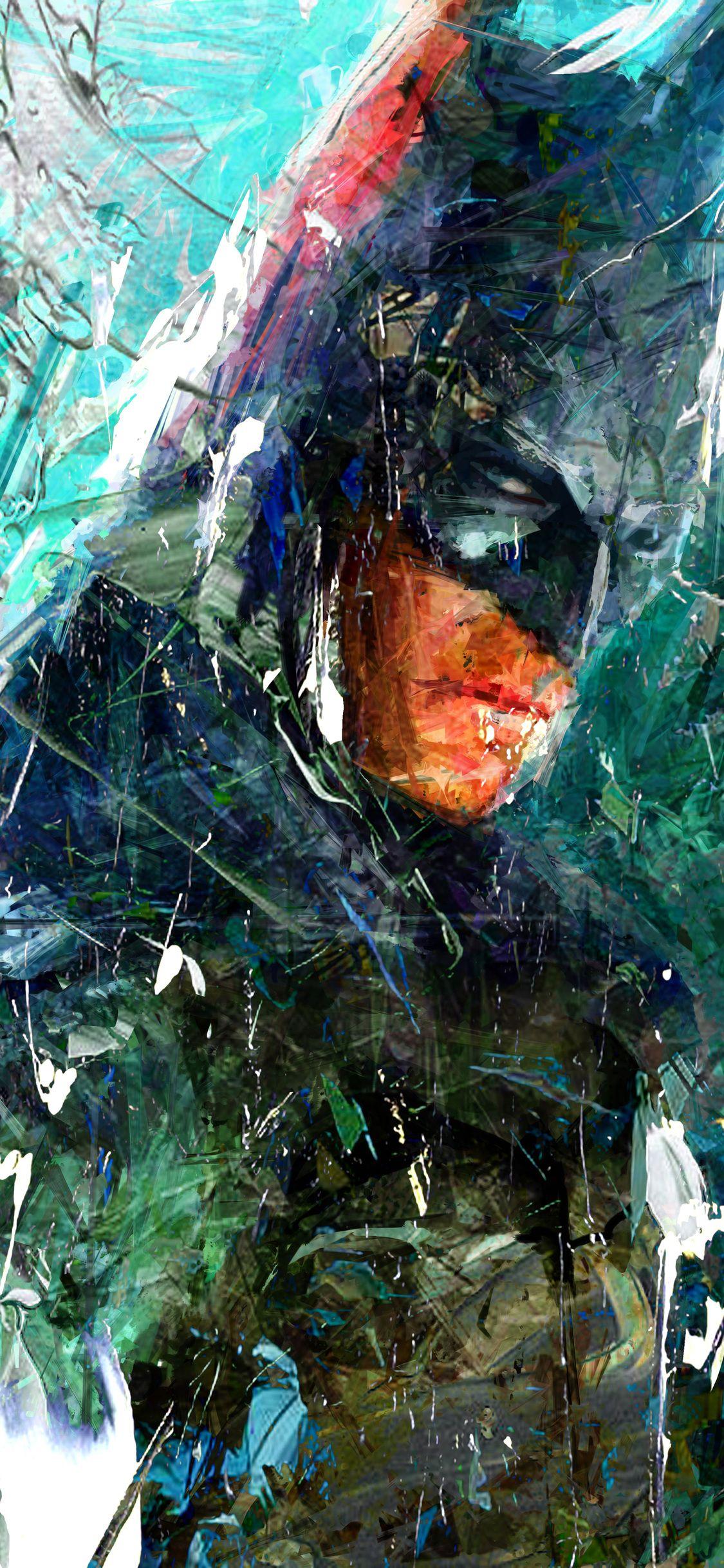 Batman Portrait Iphone X Batman Batman, Comic art