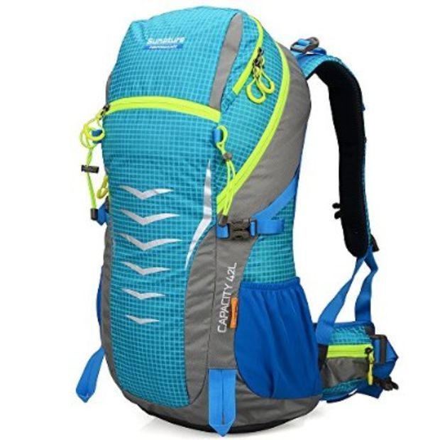 Doleesune 42l Internal Frame Pack for Women Camping Travel Backpack Outdoor Hiking Daypacks Climbing Cycling Bag Waterproof Mountaineering 1311